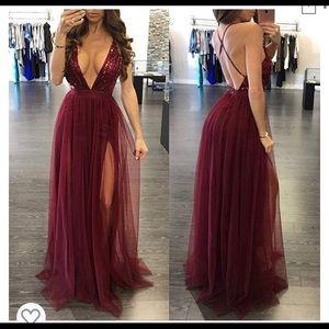 Sexy Evening Dress